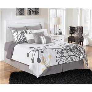 Signature Design by Ashley Weeki Full/Queen Panel Headboard