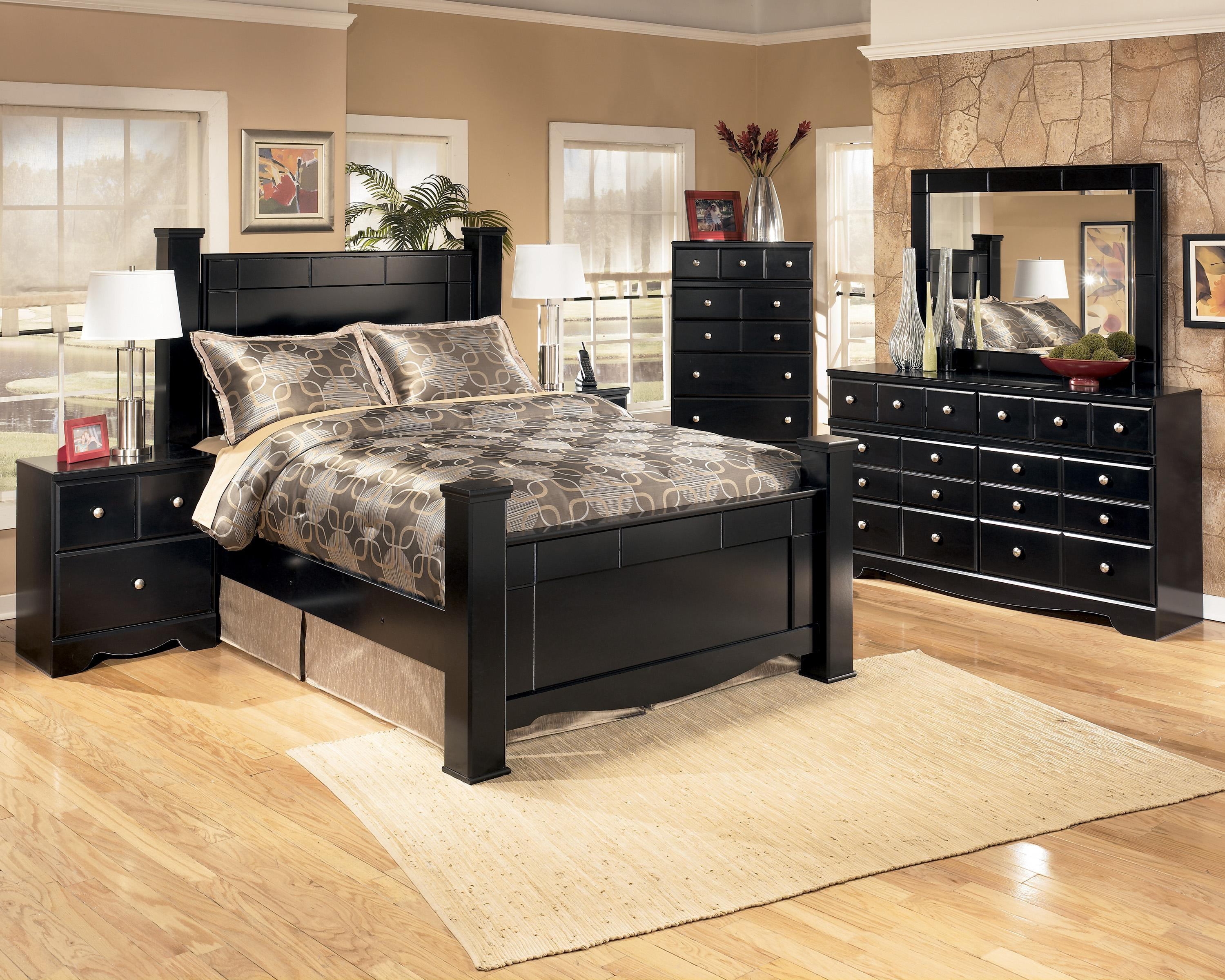 5 Piece Queen Bedroom Group By Signature Design By Ashley