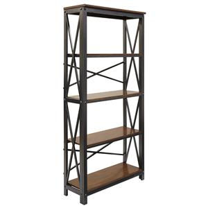 Signature Design by Ashley Furniture Shayneville Large Bookcase