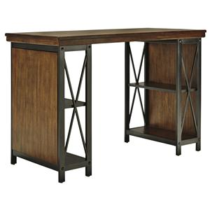 Signature Design by Ashley Shayneville Home Office Counter Large Desk