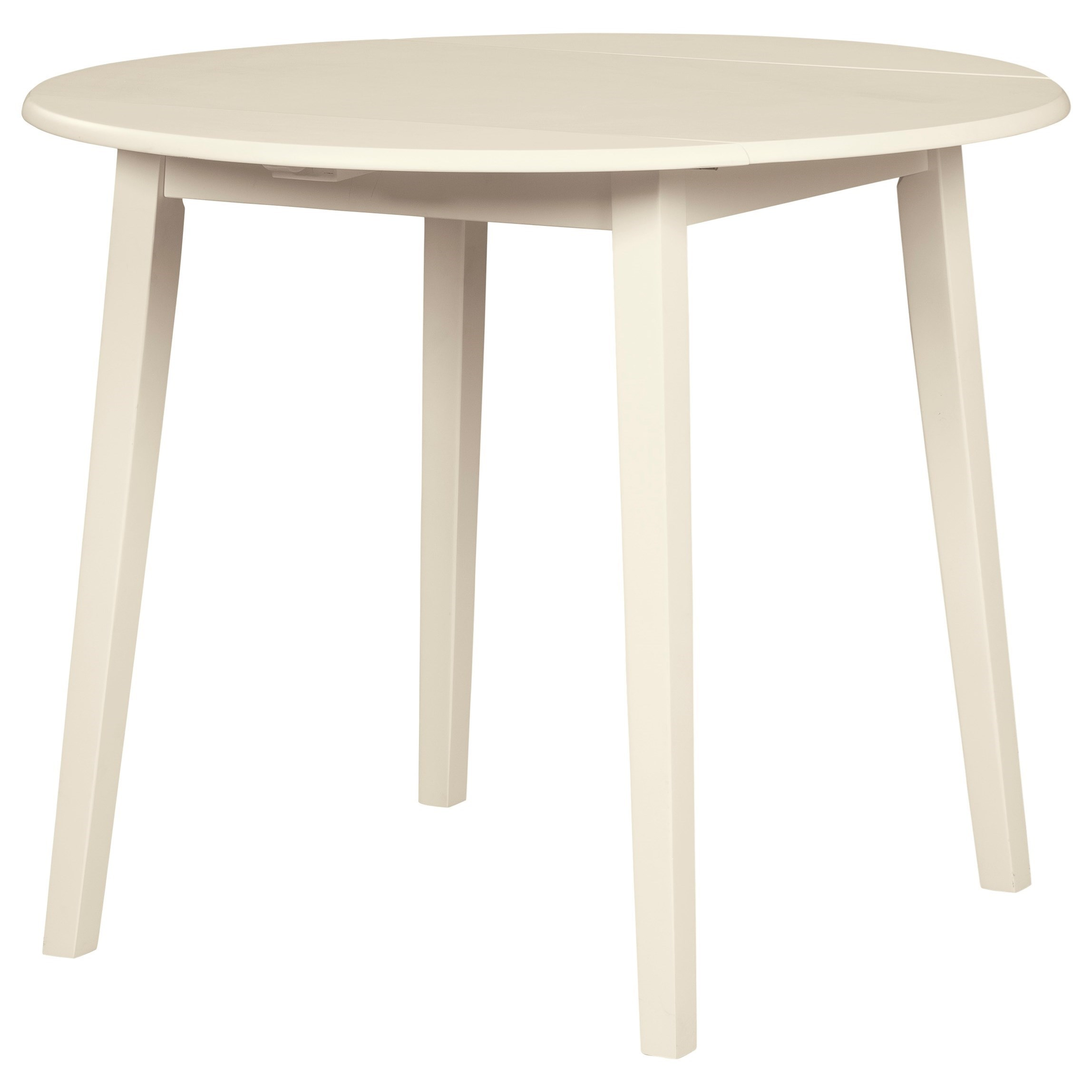 Casual Drop Leaf Kitchen Table