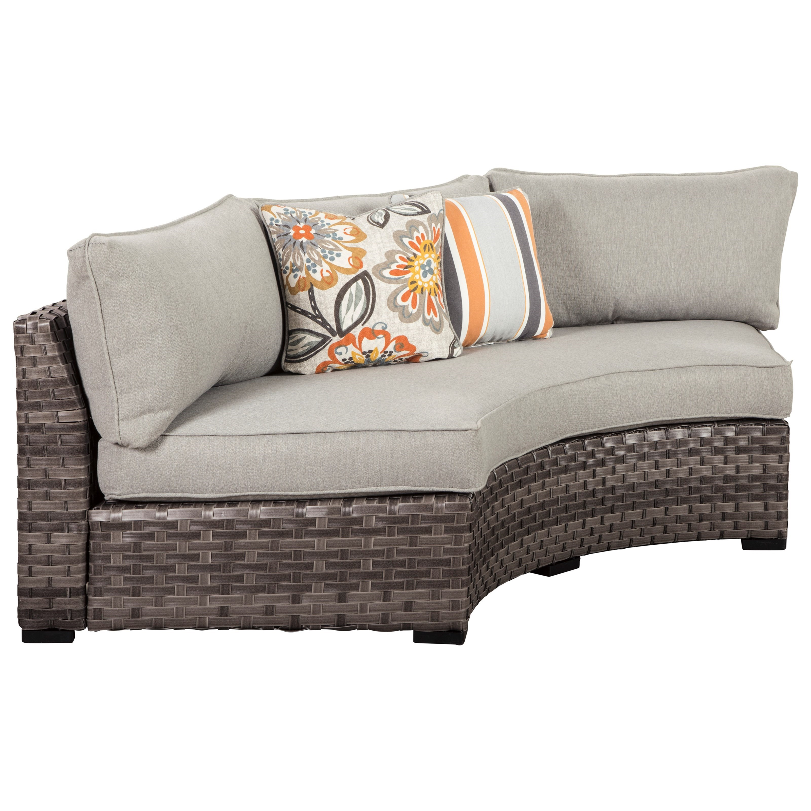 outdoor in storage with sofa cushion cushions berea wicker coast coral loveseat