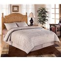 Signature Design by Ashley Stages Queen/Full Poster Headboard - Item Number: B233-67