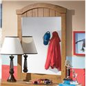 Signature Design by Ashley Stages Dresser Mirror - Item Number: B23326-233