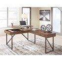 L-Shaped Home Office Desk
