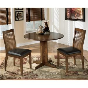 Signature Design by Ashley Stuman 3Pc Dropleaf Dinette