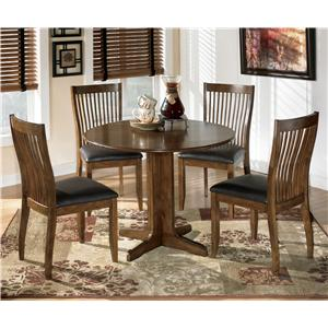 Signature Design by Ashley Stuman 5Pc Dropleaf Dinette