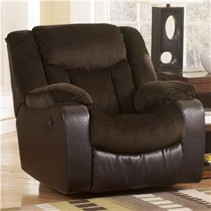 Signature Design by Ashley Tafton - Java Rocker Recliner