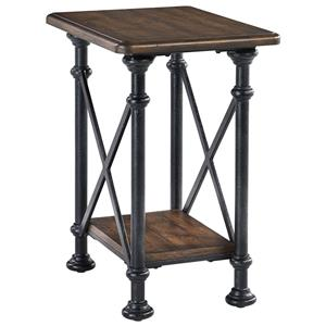Signature Design by Ashley Tallenfield Chair Side End Table