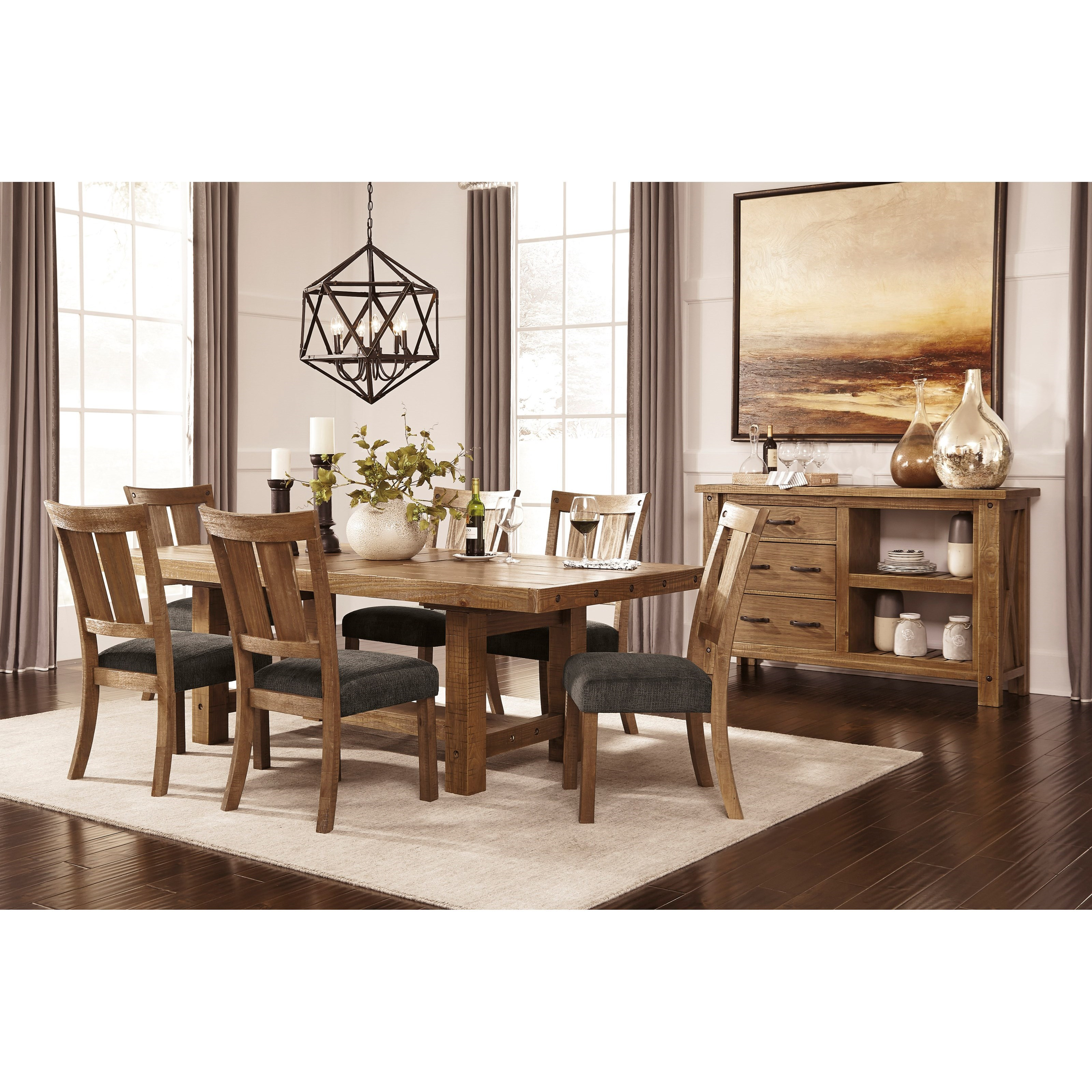 Ashley Furniture Dining: Dining Upholstered Side Chair By Signature Design By