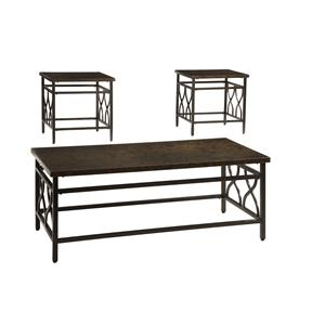 Signature Design by Ashley Furniture Tippley Occasional Table Set