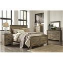 4 pc Queen Bedroom Group