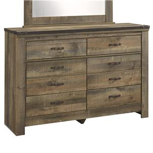 Signature Design by Ashley Trinell Youth Dresser
