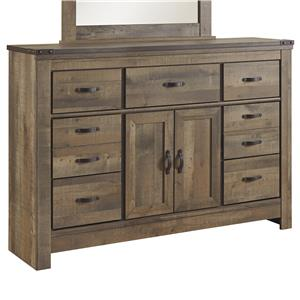 Signature Design by Ashley Trinell Dresser