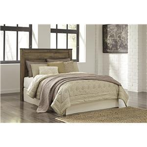 Signature Design by Ashley Trinell Queen Panel Headboard