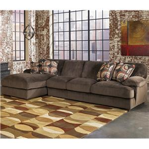 Signature Design by Ashley Truscotti - Cafe 2-Piece Sectional