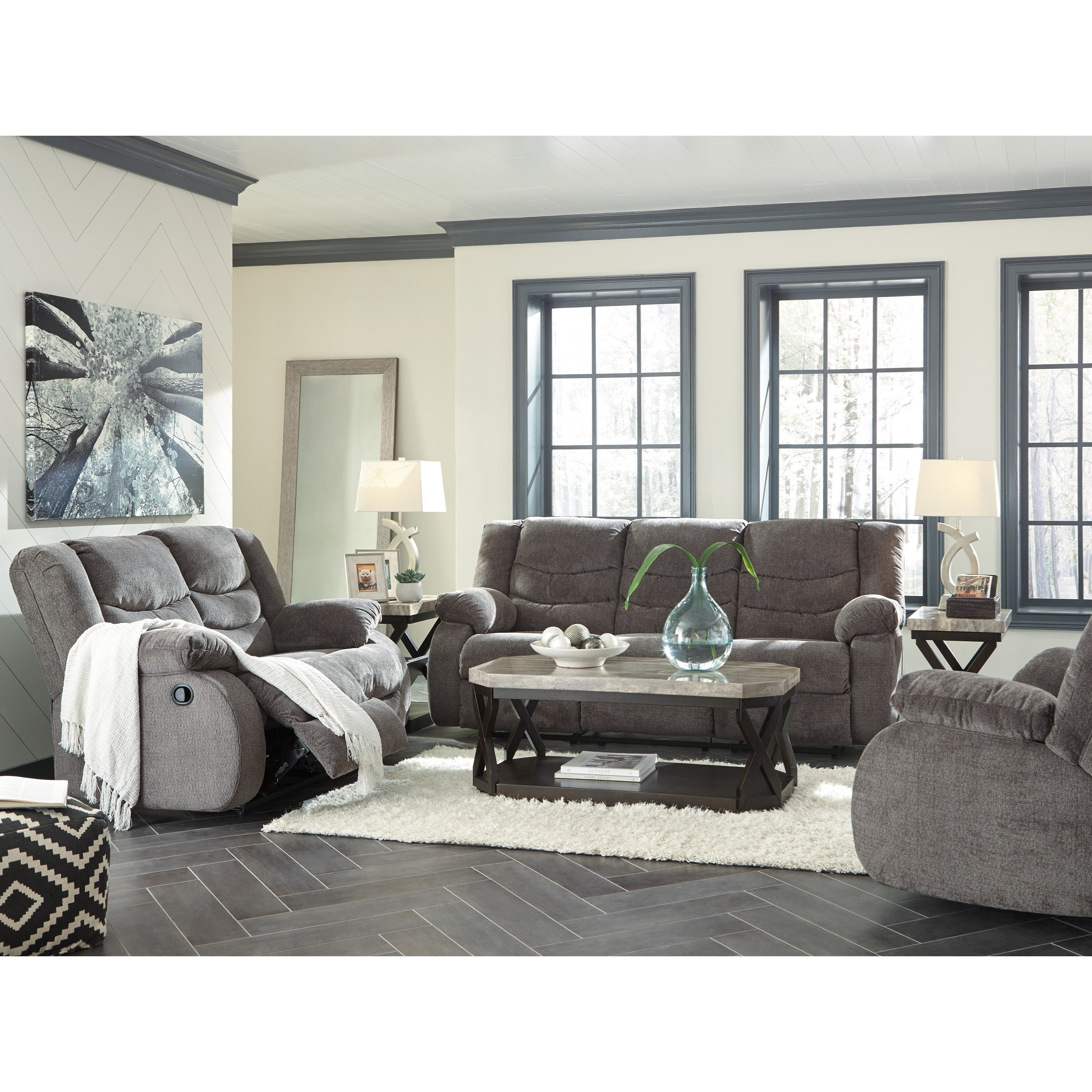 Reclining Living Room Group By Signature Design By Ashley