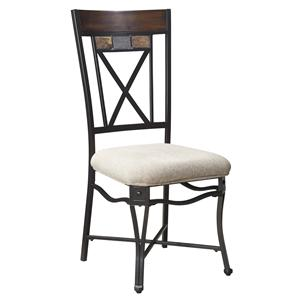 Signature Design by Ashley Vinasville Dining Upholstered Side Chair