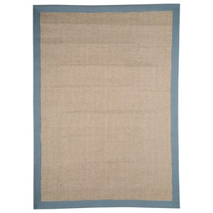 Ebenezer Light Blue Large Rug