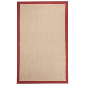 Ebenezer Red Large Rug