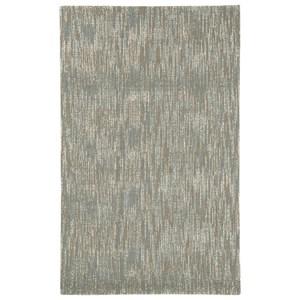 Arielo Blue/Ivory Medium Rug
