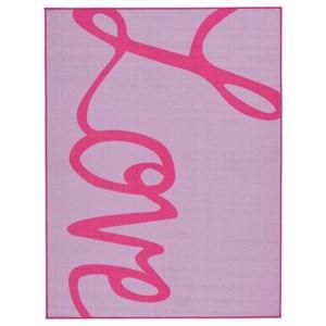 Janie Lavender/Pink Medium Rug