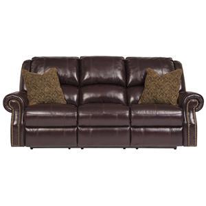 Signature Design by Ashley Walworth Reclining Power Sofa