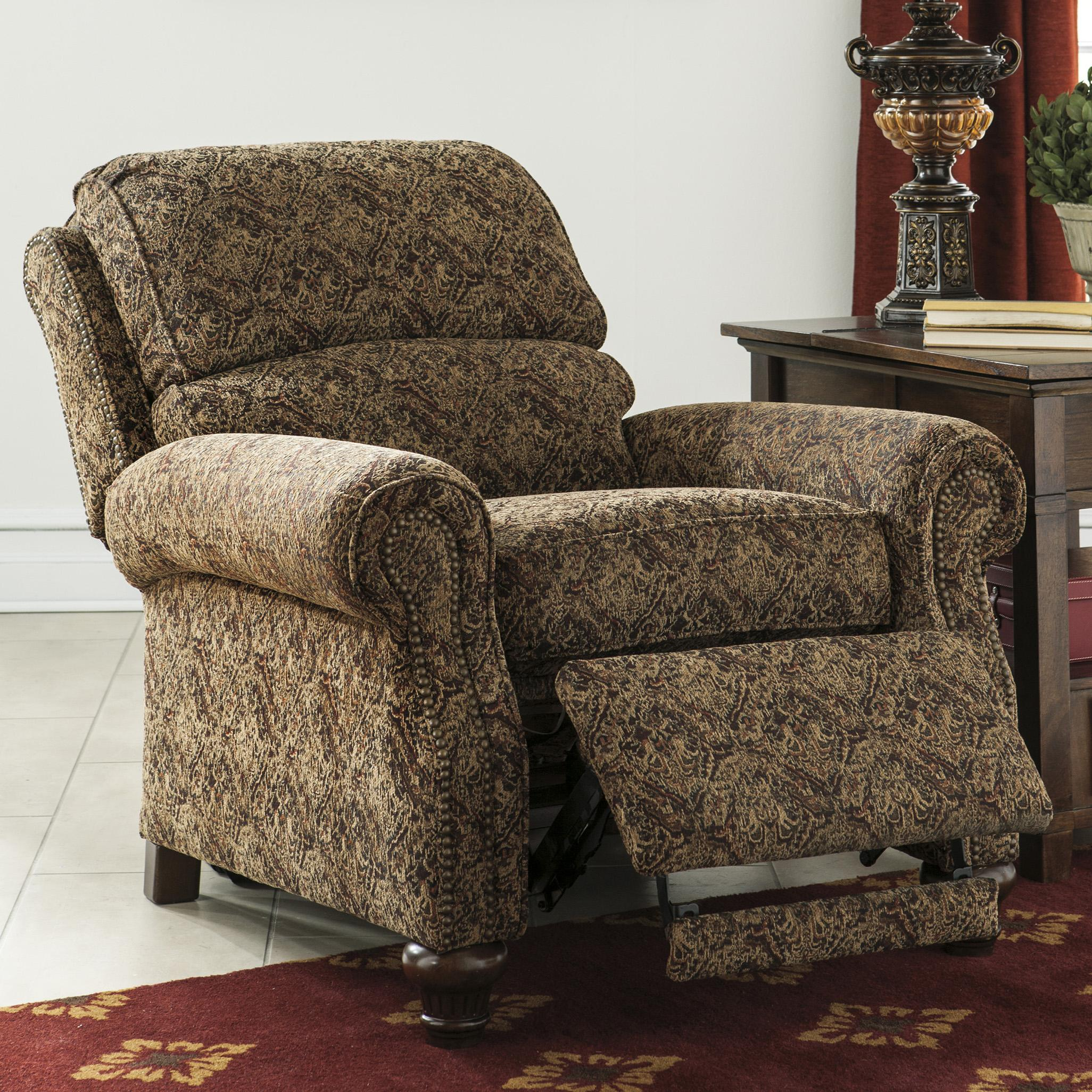 Transitional Style Push Back Low Leg Recliner & Transitional Style Push Back Low Leg Recliner by Signature Design ... islam-shia.org