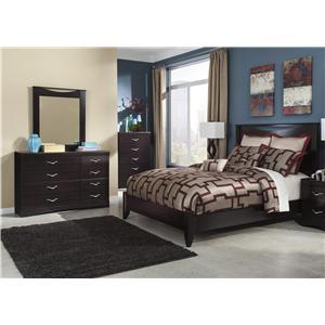 Signature Design by Ashley Zanbury 3PC Queen Bedroom
