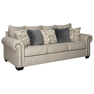 Transitional Queen Sofa Sleeper
