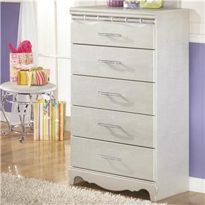 Signature Design by Ashley Furniture Zarollina Chest