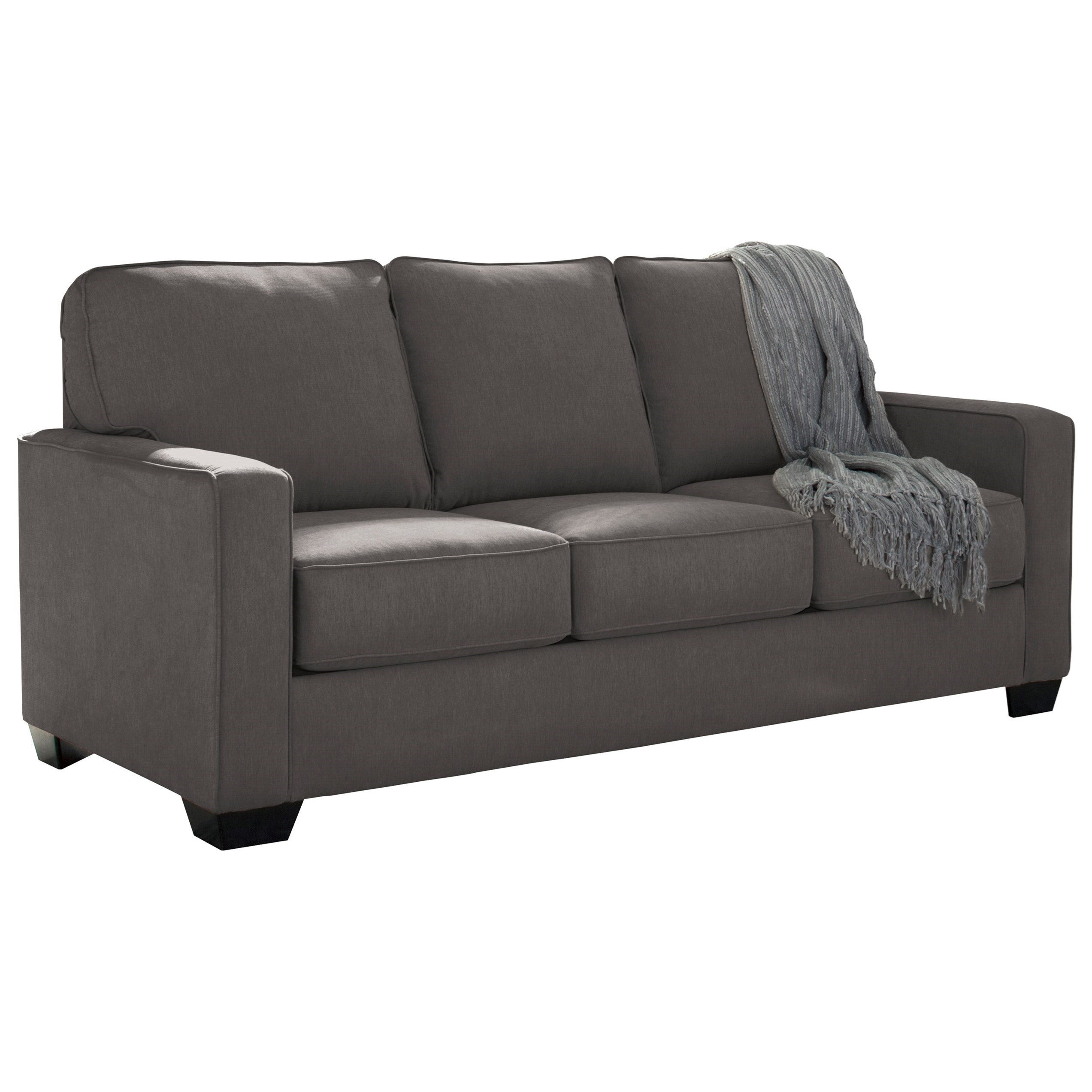 Foam Sleeper Sofa: Full Sofa Sleeper With Memory Foam Mattress By Signature