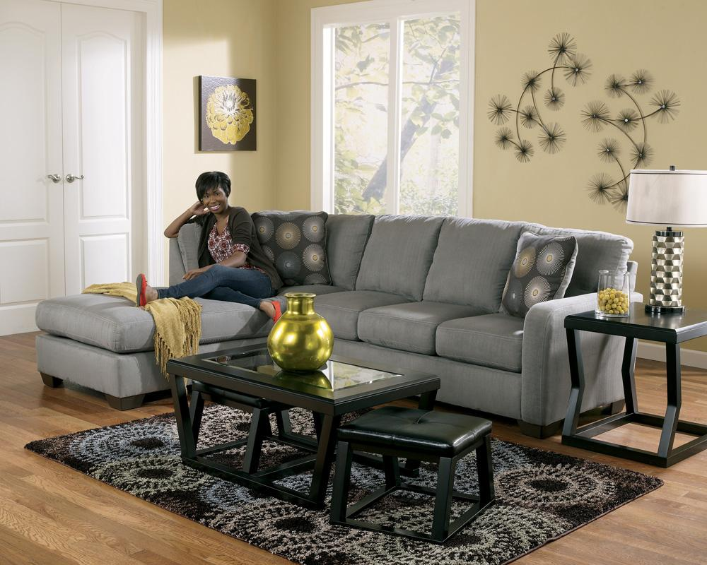Sectional Sofa with Left Arm Facing Chaise : left facing chaise sectional sofa - Sectionals, Sofas & Couches
