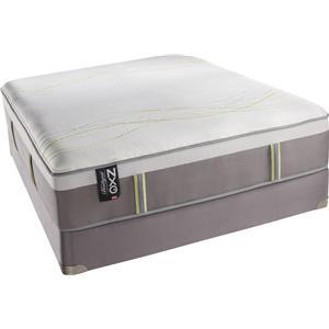 Simmons Beautyrest NxG 400G Queen Plush Drop Top Mattress