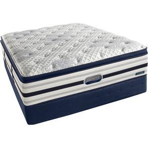 Simmons Wicker Park Beautyrest Recharge World Class King Ult Plush Box Top Mattress