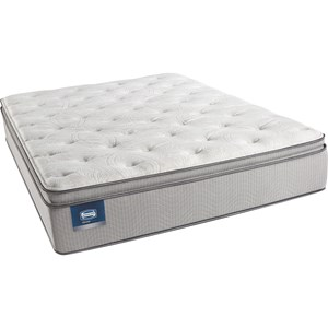 Simmons Beautysleep Erica Full Plush Pillow Top Mattress