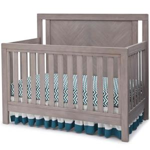 Simmons Kids Chevron 4-in-1 Crib