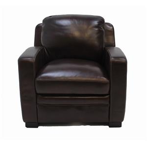 Simon Li J305 Leather Chair