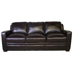 Simon Li J305 Leather Sofa