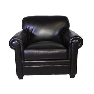 Simon Li J373 Leather Chair