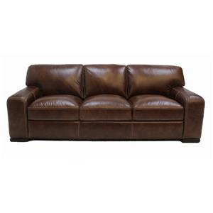 Simon Li J384 Leather Sofa