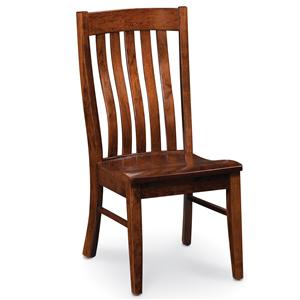 Simply Amish Chairs Bradford Side Chair