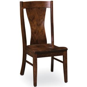 Simply Amish Chairs Joseph Side Chair