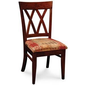 Simply Amish Chairs Bristol Side Chair