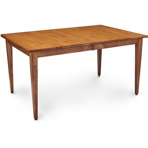 Simply Amish Express Leg Table
