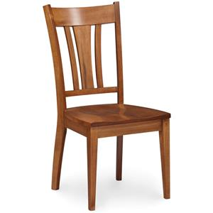 Simply Amish Express Sheffield Side Chair