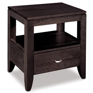 Simply Amish Justine Nightstand
