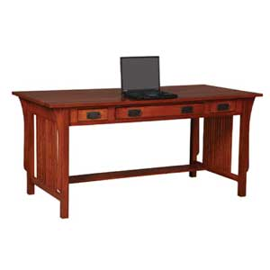 Simply Amish Prairie Mission Large Desk