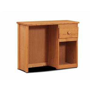 Simply Bunk Beds Pine Desk