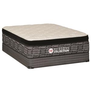 Hudson's Collection River Oak Full Pillow Top River Oak 3 Mattress Set